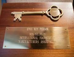 Key Person Award